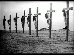 crucifixion 1915